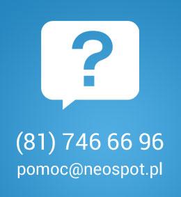 Centrum pomocy technicznej Neomobi.pl